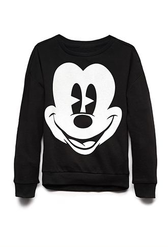 ce4680a783 <3 <3 Classic Mickey Mouse Sweatshirt (Kids)   FOREVER21 girls - 2000075309