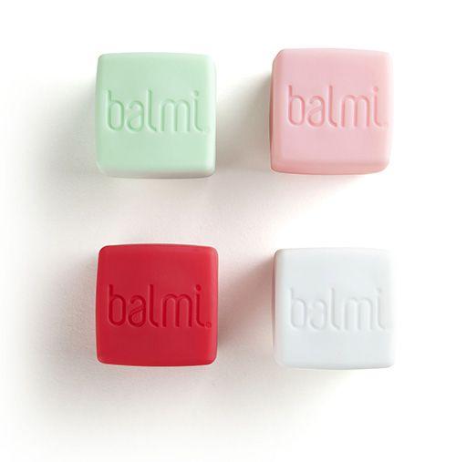 Balmi Balsam W Kostce Z Breloczkiem Blyszczyk 7g 6033777186 Oficjalne Archiwum Allegro The Balm Lip Balm Collection Eos Lip Balm