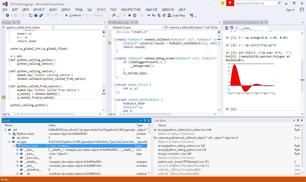 Python Tools For Visual Studio 4 Web Programming Languages Computer Programming Languages Software Development