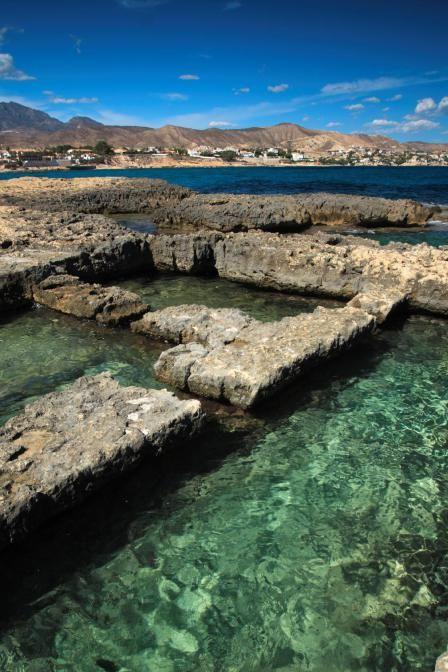 La Illeta Dels Banyets El Campello Alicante Spain Lugares De