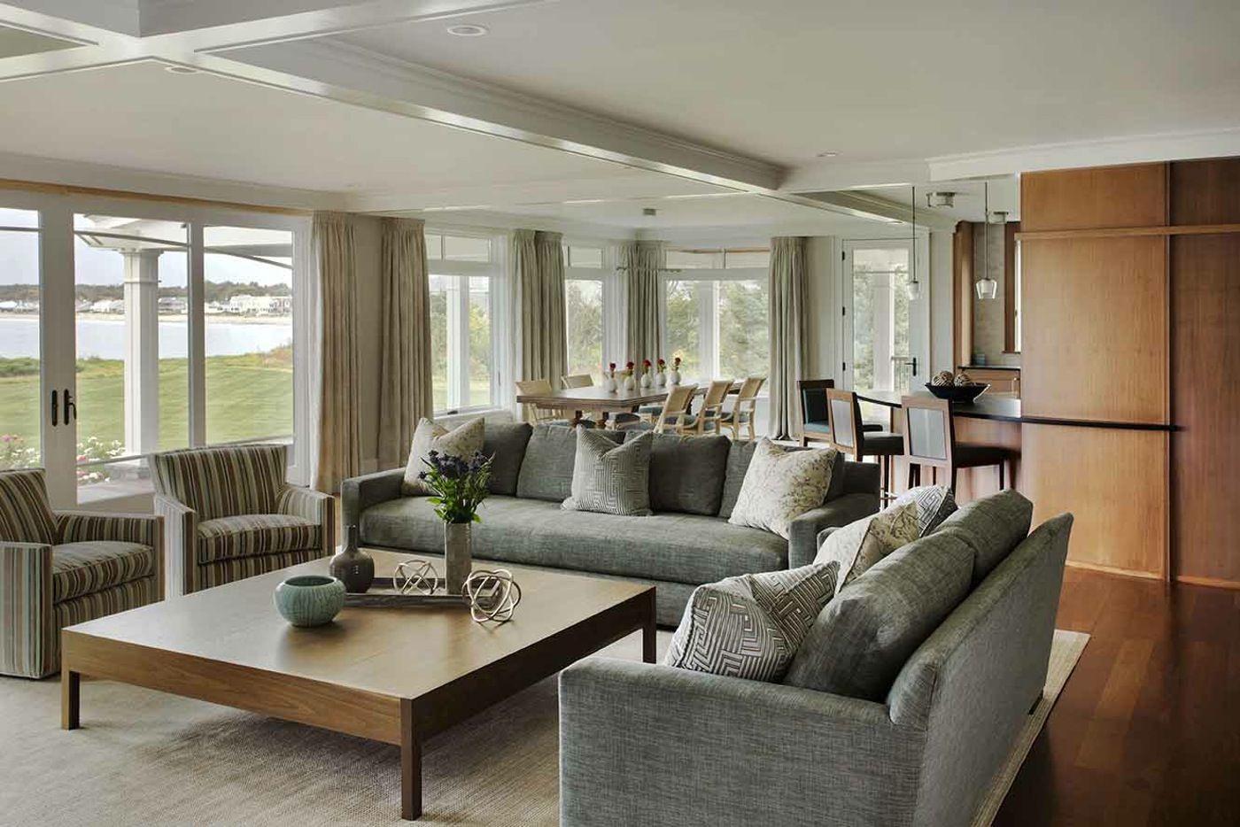Beautiful Daher Interior Design Portfolio Interiors Transitional Family  Room?ixlibu003drails 1.1