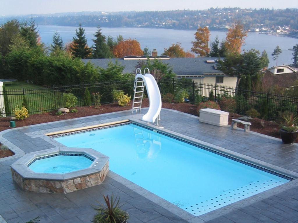 30 Best Inground Swimming Pools For Stunning Ideas Swimming Pools Inground Rectangle Swimming Pools Viking Pools