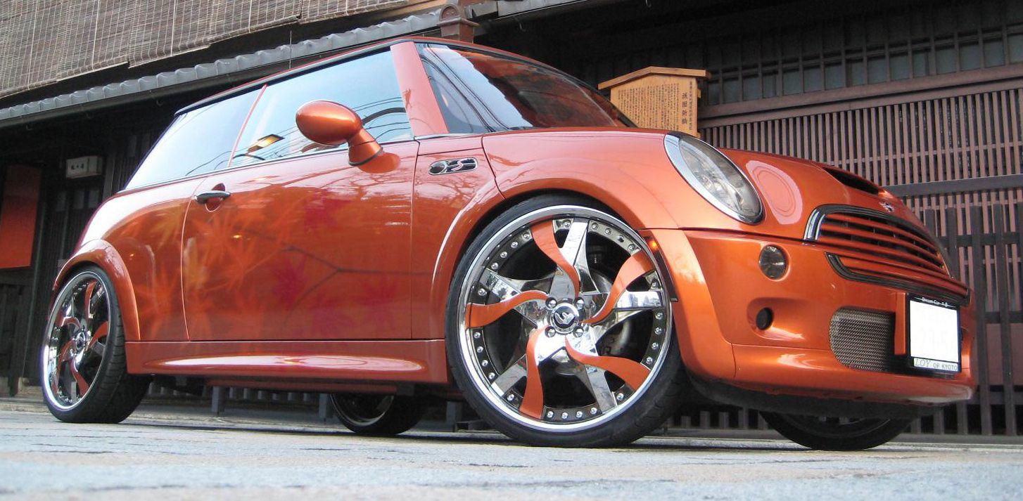 custom mini cooper with 20 misto wheels mini cooper mini cooper custom mini pinterest
