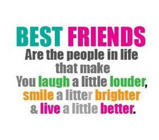 Best friends quotes @∞♥Elizabeth♥∞ ∞♥Church♥∞ | Why ...