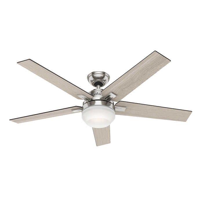 Led Reversible Blade Ceiling Fan