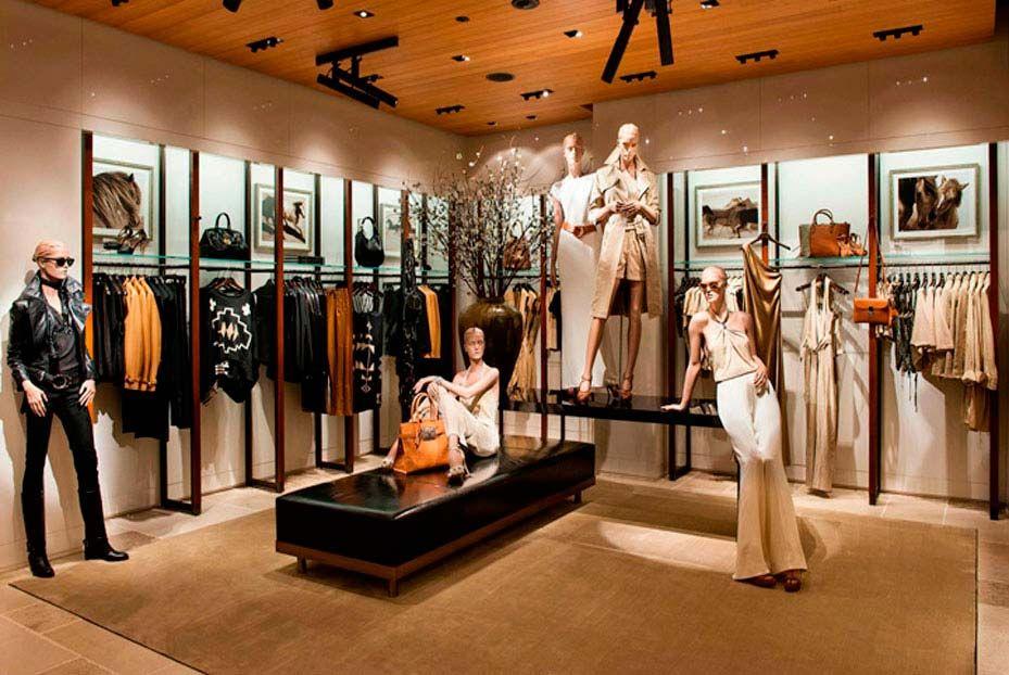 Resultado de imagen para tiendas de ropa con estilo for Disenos de tiendas de ropa modernas
