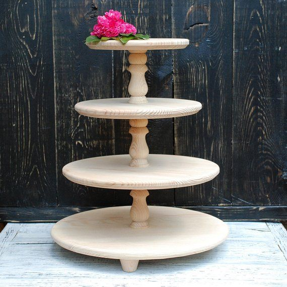 4 Tiered Cake Stand 4 Tiered Cake Stand 4 Tier Cupcake Stand 4