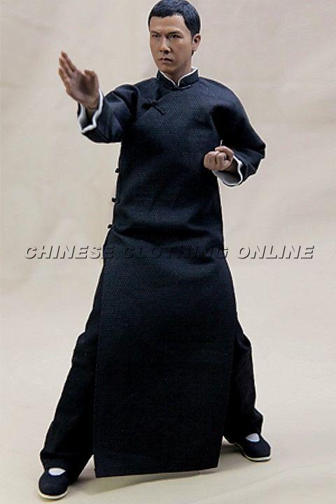 ea9b67c424a Mandarin Robe w  White Folding Cuffs (CM)