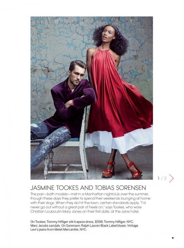 awesome VOGUE US | Editorial Moda Fevereiro 2013 | Poppy Delevingne, Jasmine Tokes e mais por Craig McDean