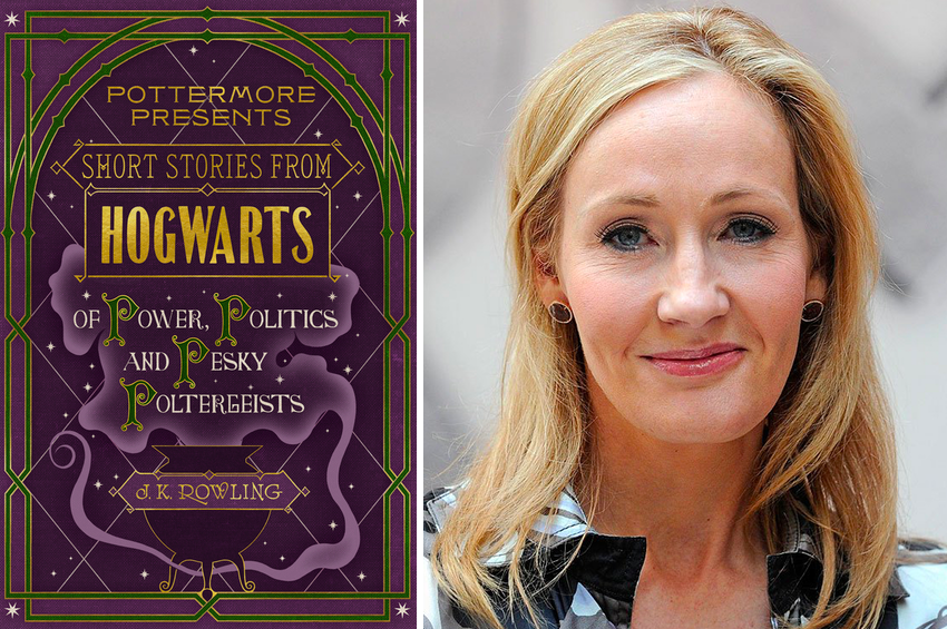 Pottermore Presents: Power, Politics and Pesky Poltergeists, J.K. Rowling: Book Review