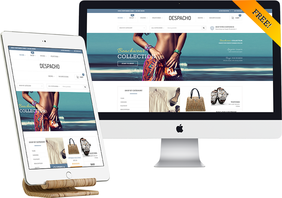 Despacho Theme 100 Free Woocommerce Themes Theme Woocommerce