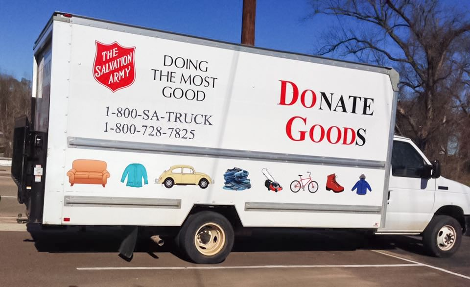 Help Us Do The Most Good By Donating Your Furniture Schedule A Free Pick Up Satruck Org Or 1 800 728 7825 Donations Don Donate Fun Things To Do Good Things