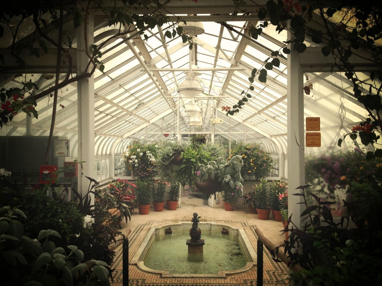addams family greenhouse - Google Search