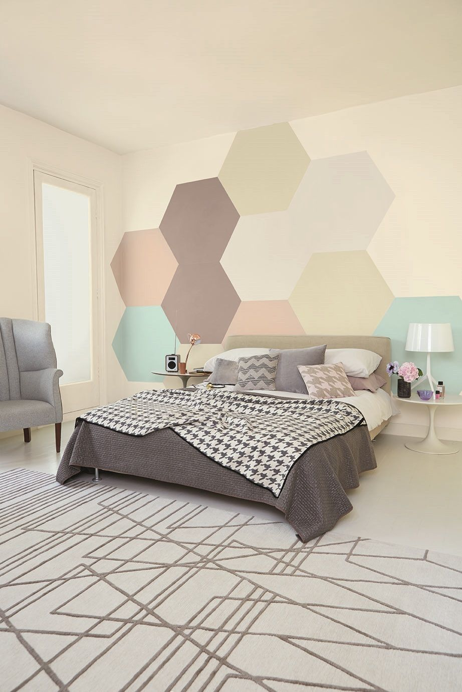 Dress Up Your Wall With These 7 Paint Patterns Room Decor