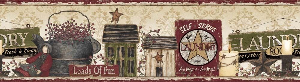 Http Www Papermywalls Com Laundry Signs Pure Country Wallpaper