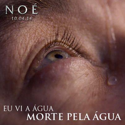 """A grande tempestade está a chegar. - """"Noé"""", nos cinemas em abril"""