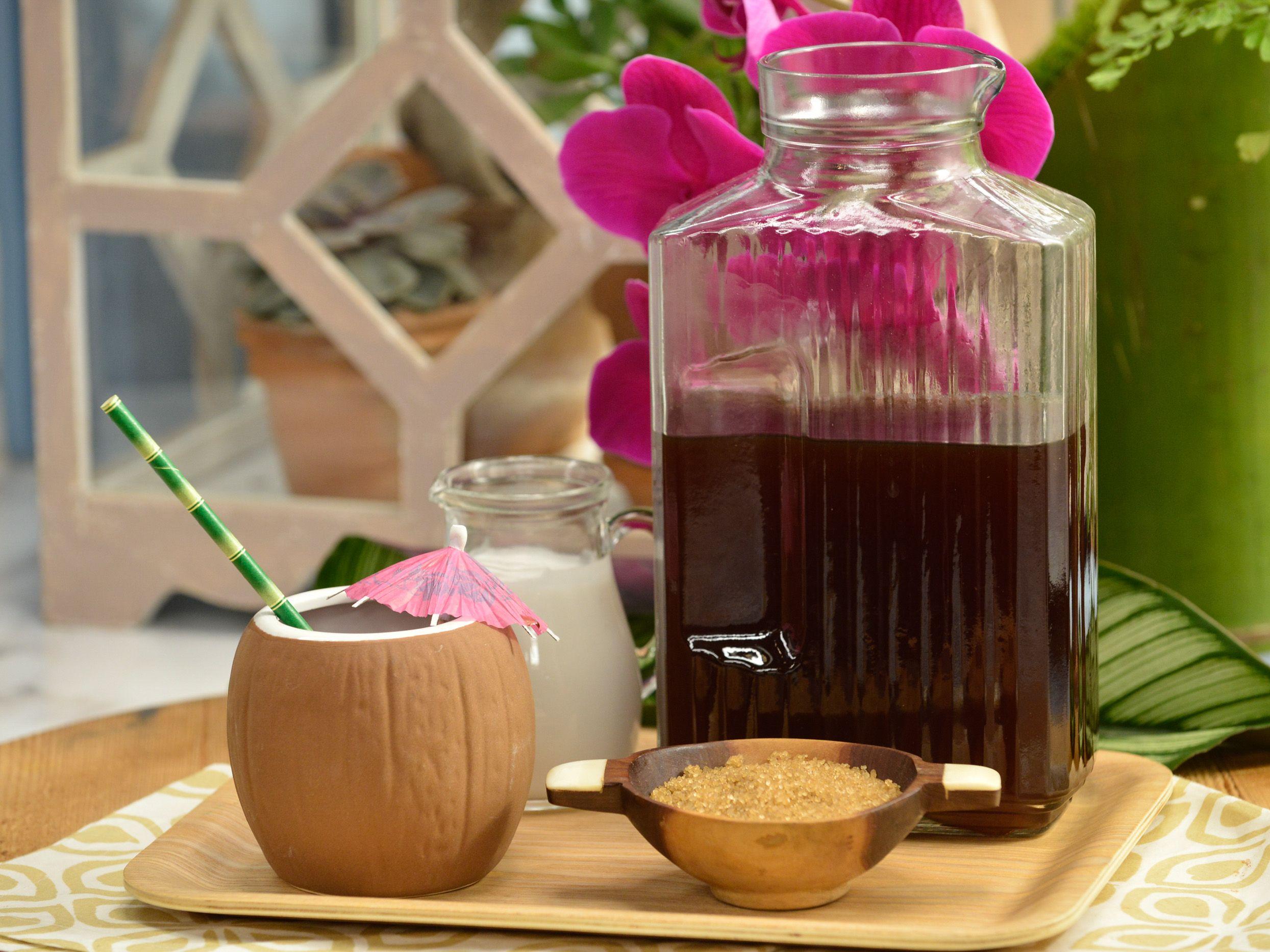 Coconut water cold brew coffee recipe cold brew coffee