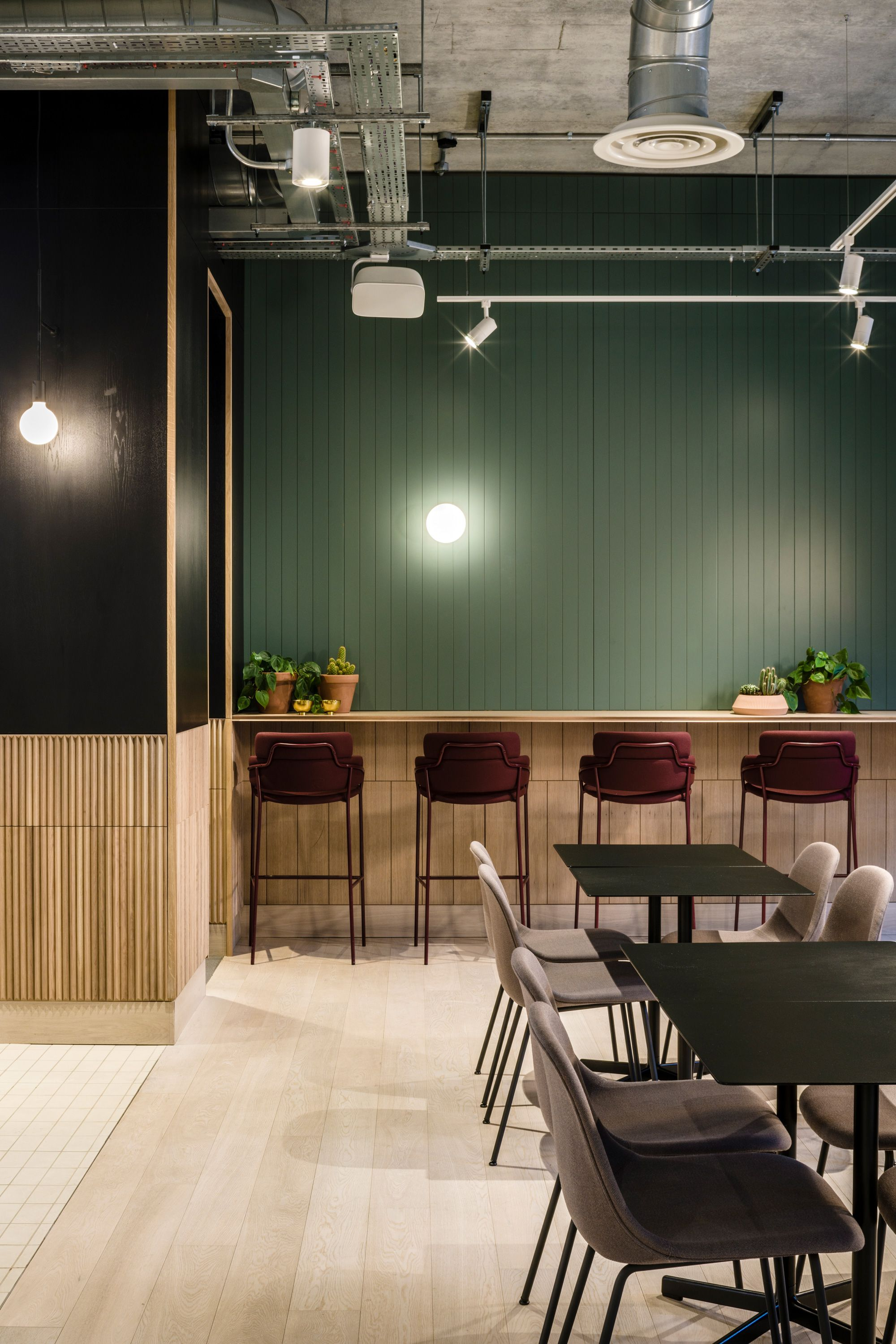 Office Group' Thomas House Designed London-based