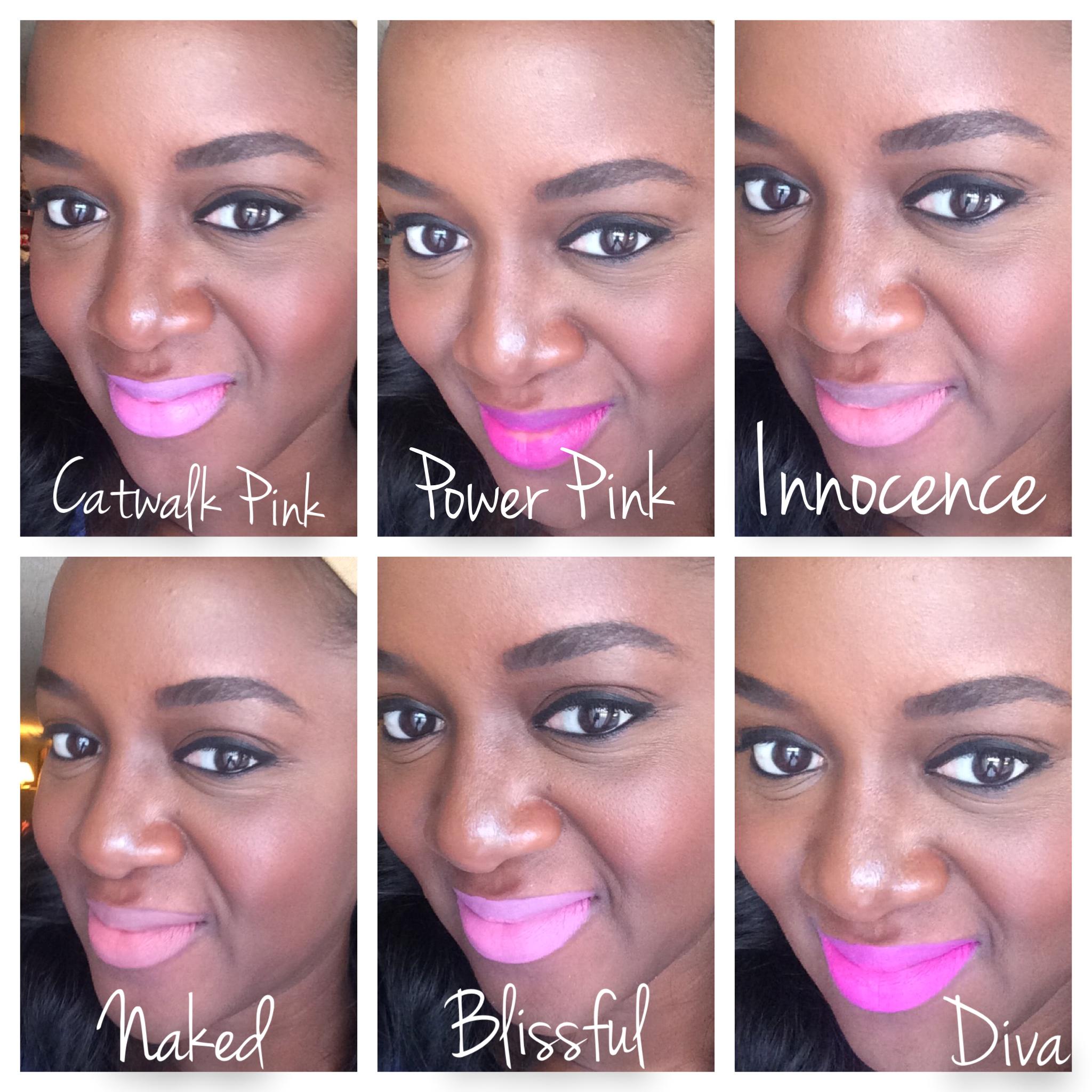 Ombré Lips Pictorial Jouliette S