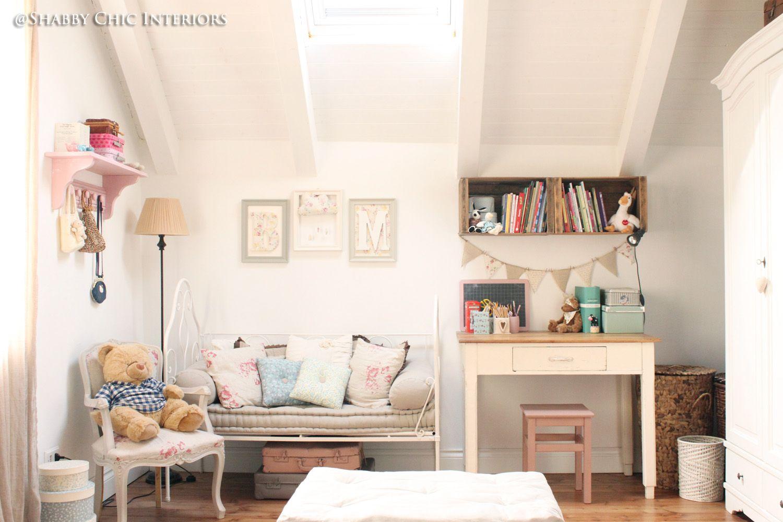 Shabby Chic Interiors: La cameretta delle mie bimbe | Children ...