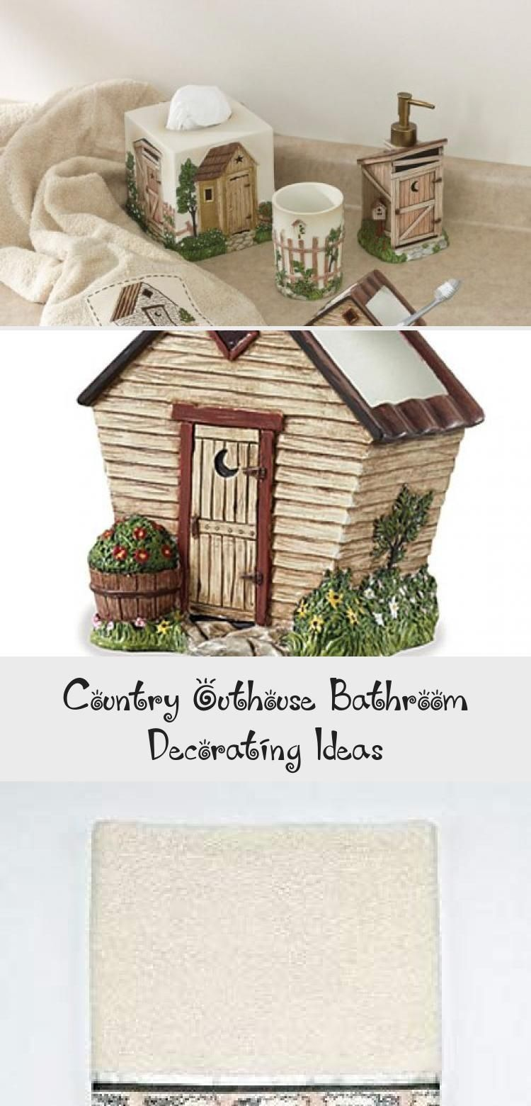 Country Outhouse Bathroom Decorating Ideas In 2020 Outhouse Bathroom Outhouse Bathroom Decor Laundry Room Decor Diy