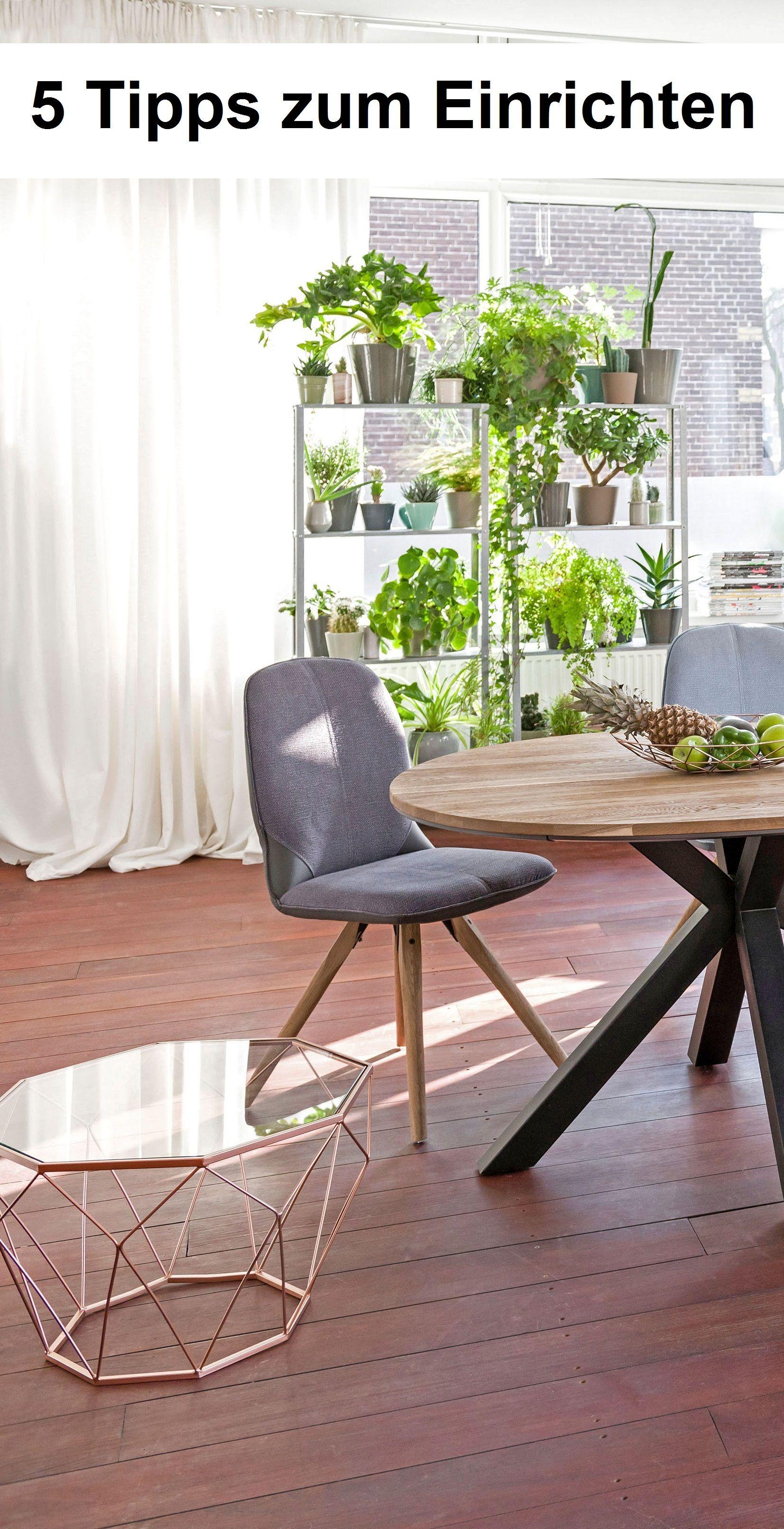 5 Tipps: Wohnzimmer kreativ einrichten | Haus deko, Weiße ...