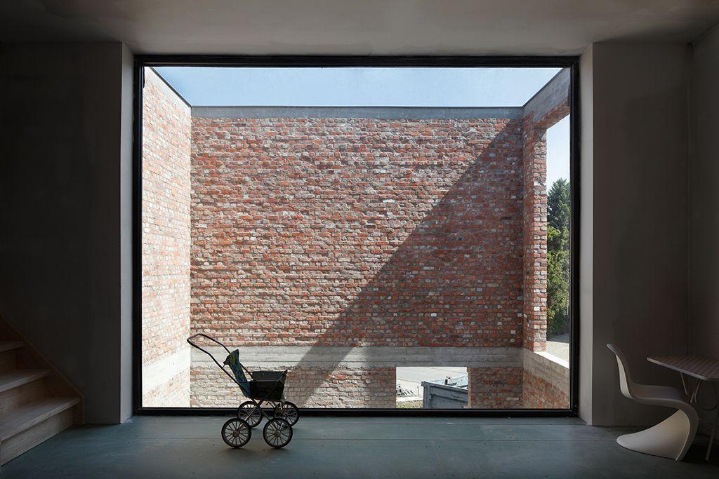 nominatie architectuur eengezinswoningen – Woning dnA   A+