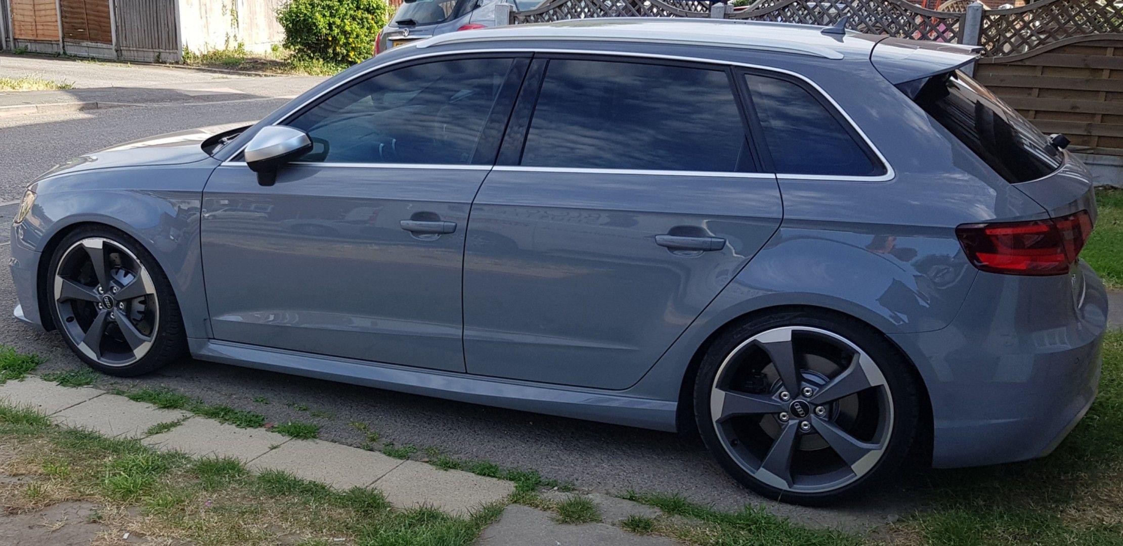 My nardo grey audi rs3 in 2020 | Audi rs3, Audi, Nardo grey