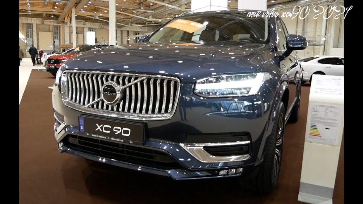 New Volvo Xc90 2021 Redesign In 2020 Volvo Xc90 Volvo Volvo Xc