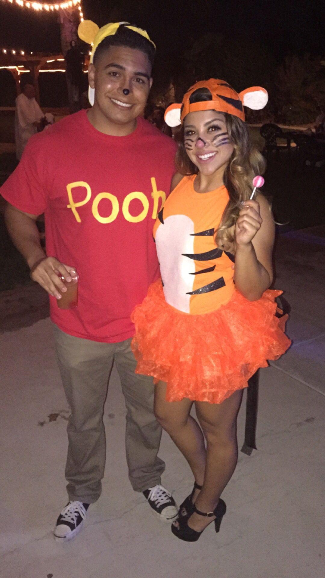 pooh & tigger costume ❤ | halloween in 2018 | pinterest