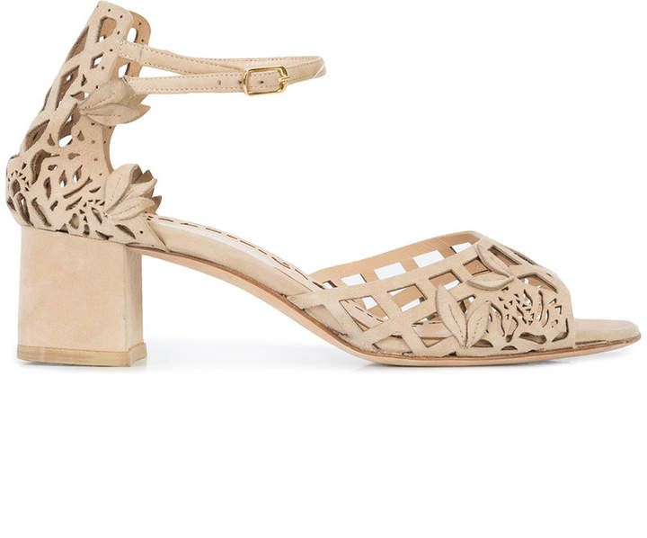 26557e627e8 Marchesa Holly Low Sandals in 2018