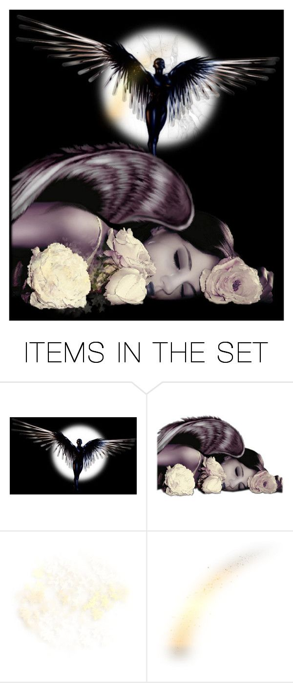 """""""Beautiful and Peaceful"""" by lubime ❤ liked on Polyvore featuring art"""