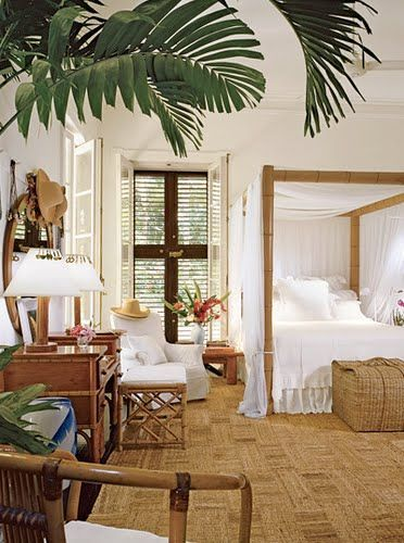 Adorable 88 Simple Tropical Caribbean Bedroom Decor Ideas Https Homstuff
