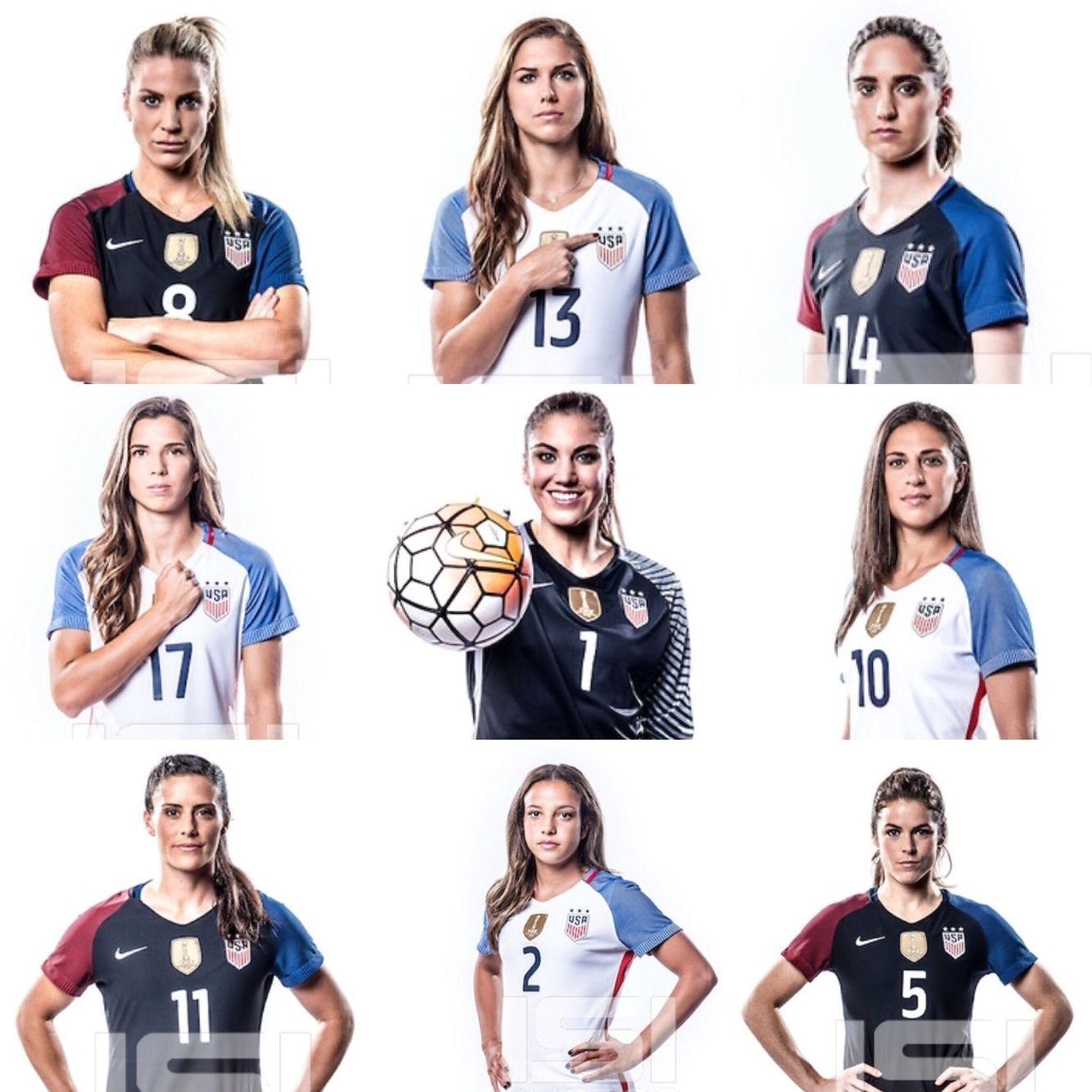 Us Soccer Team Usa Soccer Women Us Women S National Soccer Team Soccer Team Pictures