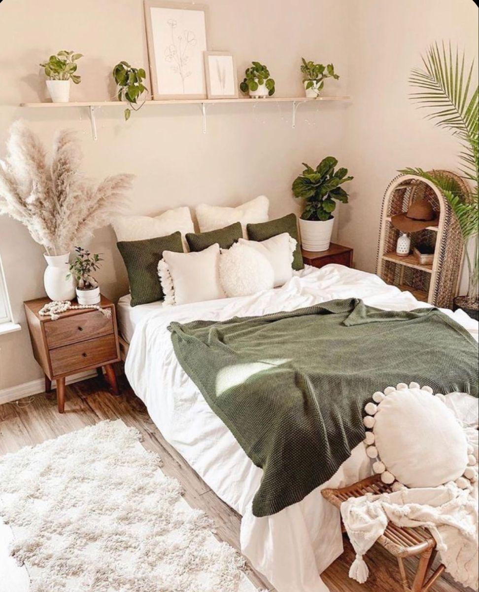 Boho bedroom | house | boho | bohemian