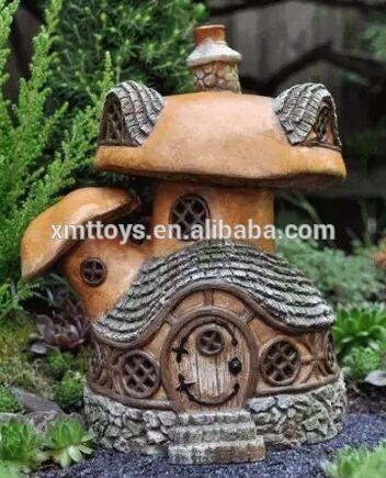 Georgetown Home U0026 Garden Fairy Garden Mushroom Cottage, View Resin Fairy  House, XMT Product