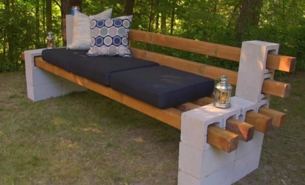 diy outdoor sectional cheap