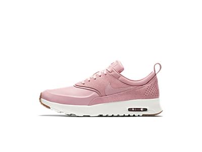 Nike Air max Thea Premium beige femme Chaussures Baskets