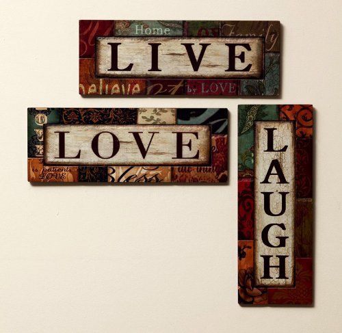 I M Obsessed With Live Laugh Love Decor