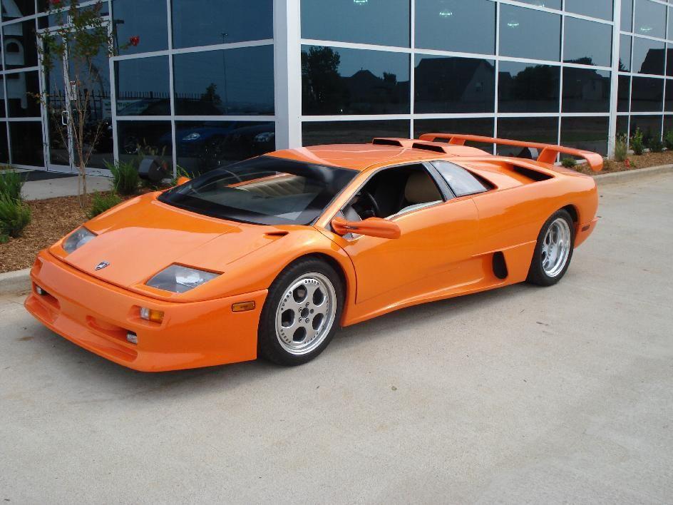 Brand New Muscle Cars - Lamborghini Replica - Diablo (Fiberglass ...