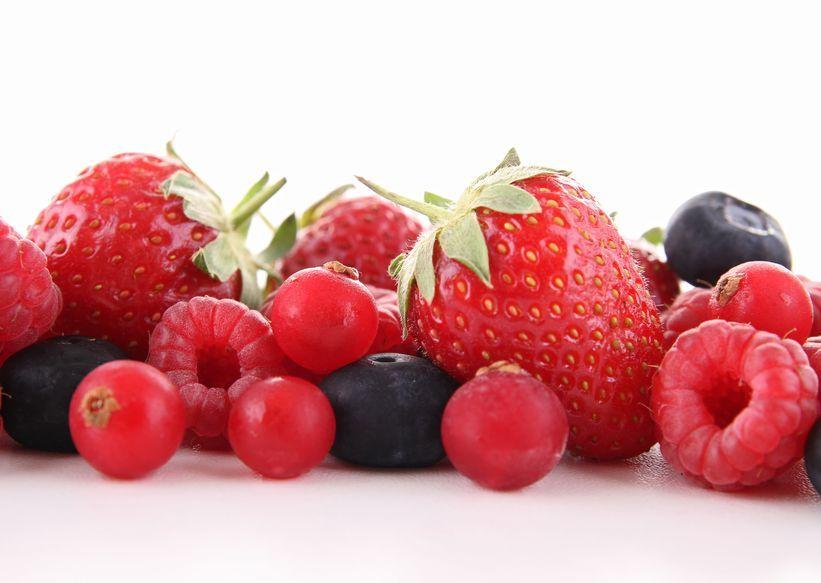 Beneficios de los alimentos rojos.