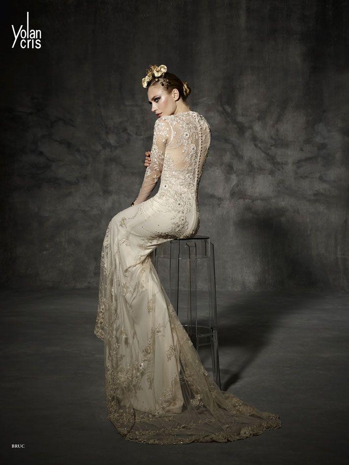 Yolancris vestidos de novia en Madrid | vestidos de novia ...