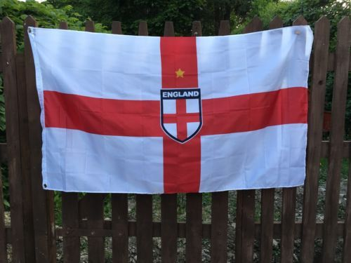 Large 5ft x 3ft england flag - #cross of #st/saint #george - free p&p,  View more on the LINK: 	http://www.zeppy.io/product/gb/2/201598428450/