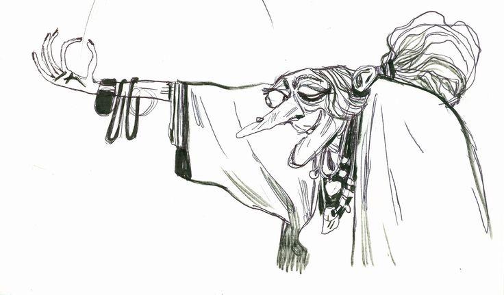 Karakter Tasarımı - Yaşlı Bayanlar 2 / Character Design - Old Ladies 2 - CHRIS MACDONALD - #draw #drawing #yaslıbayanlar #oldladies #sketch #sketching #eskiz #cizim #art #digitalart #digitalpainting #digitalrenklendirme