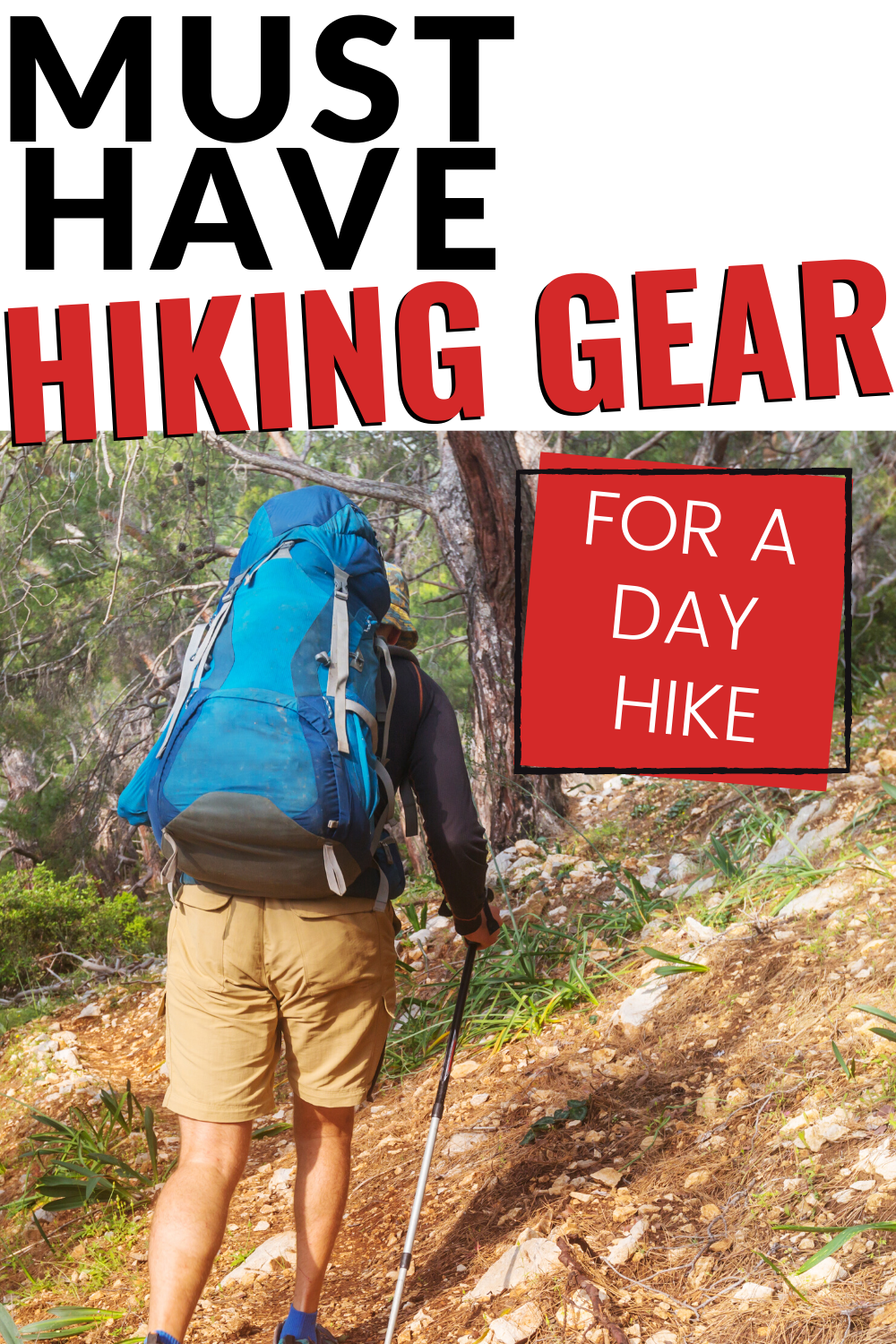 Photo of What hiking gear do you need to bring for a day hike? Here is all the essential …