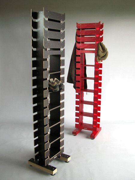 Let 39 s stay creative shoe storage ideas awesome shoe coat storage solutions pinterest - Creative shoe rack designs ...