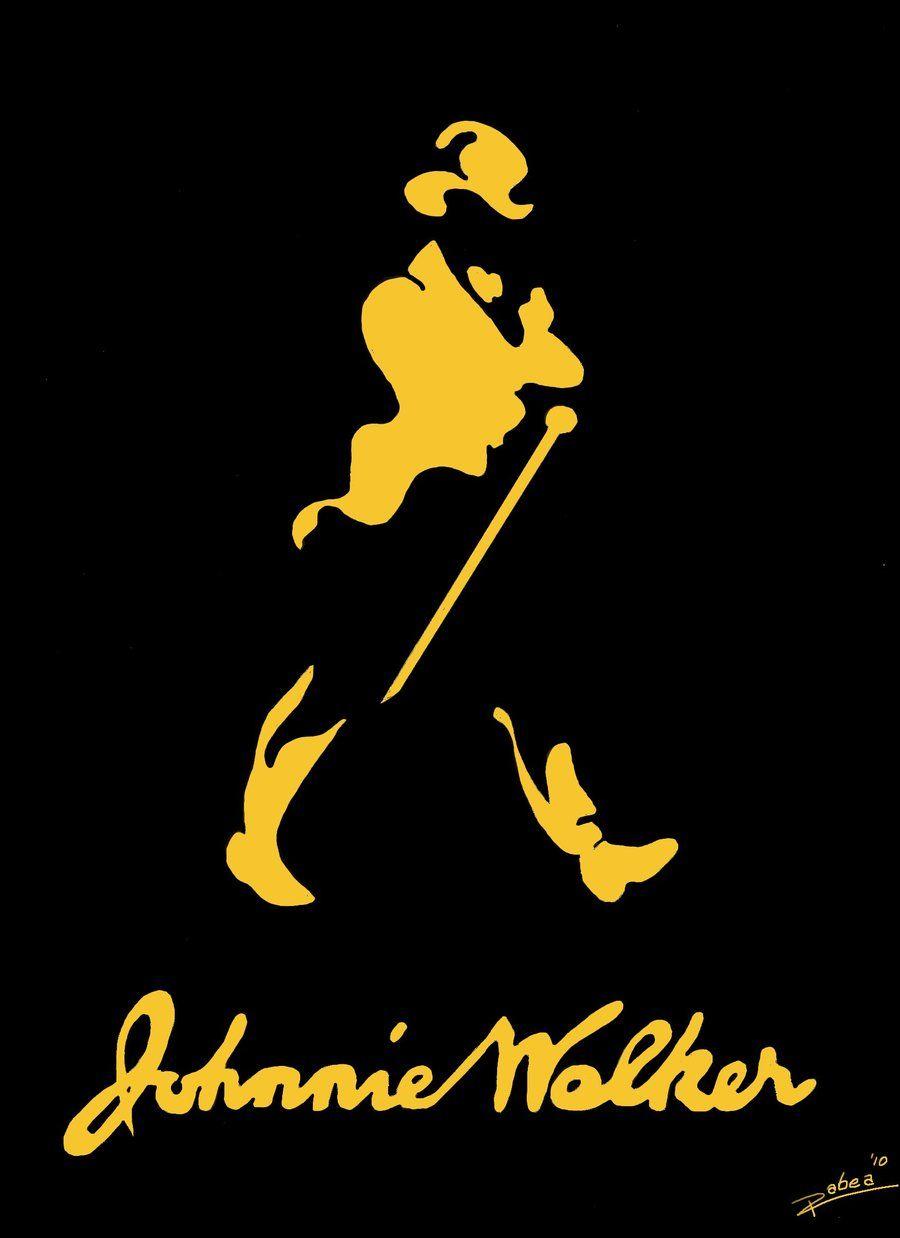 johnnie walker logo scotch liquor prestige alcohol logoland rh pinterest co uk  johnnie walker logo vector