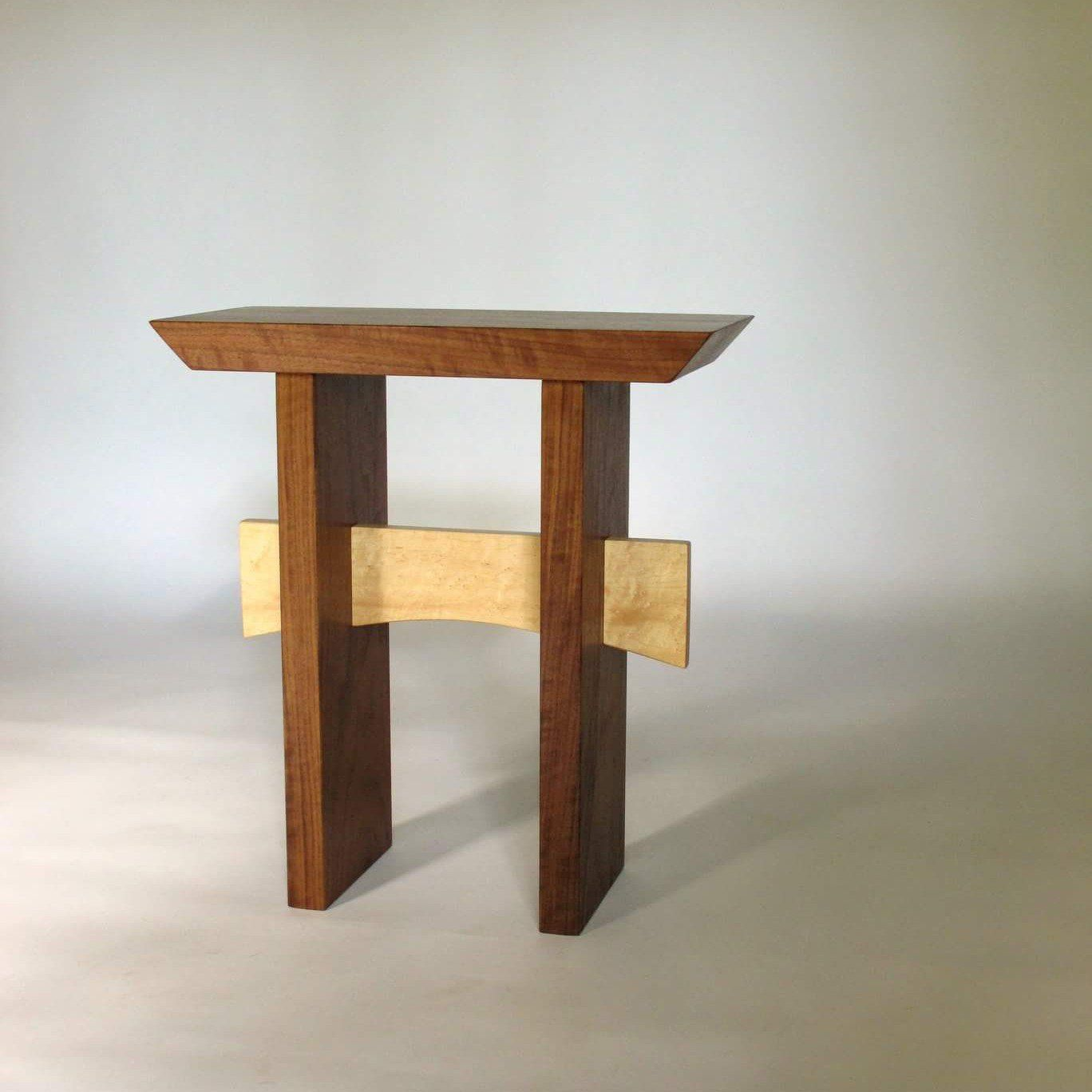 From Our Statement Collection This Small Narrow Furniture Piece