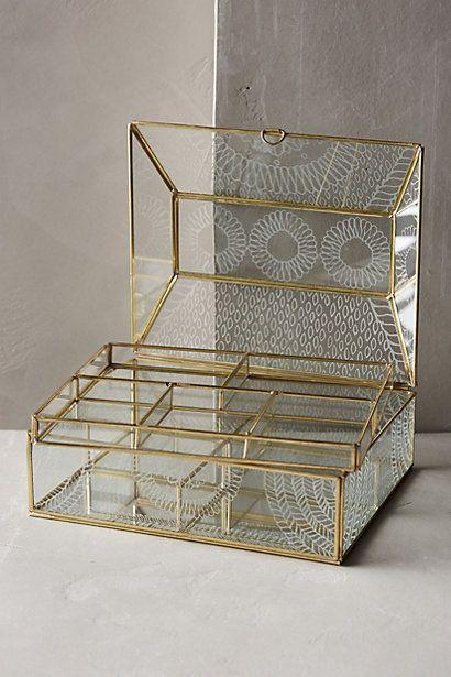 First Frost Jewelry Box anthropologiecom Jewelry Box Display