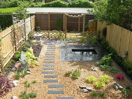 japanese style garden ideas uk